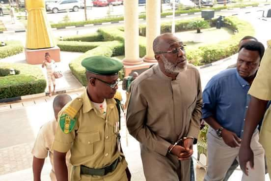METUH IN HANDCUFFS