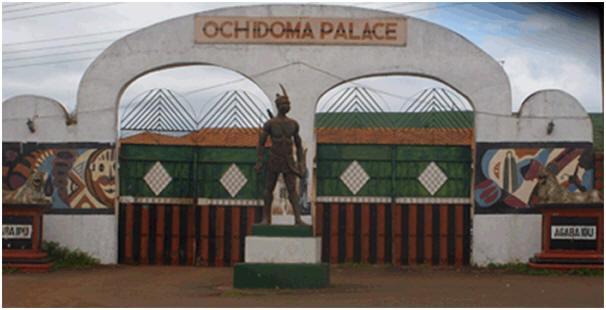 ochidoma palace