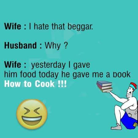 beggar-cook